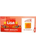 Liga Baby Biscuit 6 Mnths