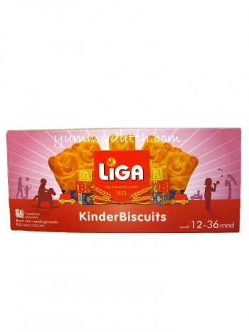 Liga Children Biscuit 12 Mnths