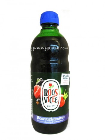 Roosvicee Forest Fruit Mix