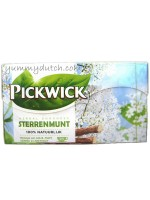 Pickwick Herbal Goodness Sterrenmunt