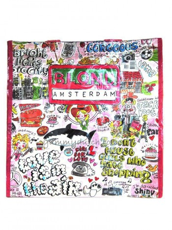 Blond Amsterdam Shopping Bag Follow Your Dreams