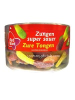 Red Band Zure Tongen