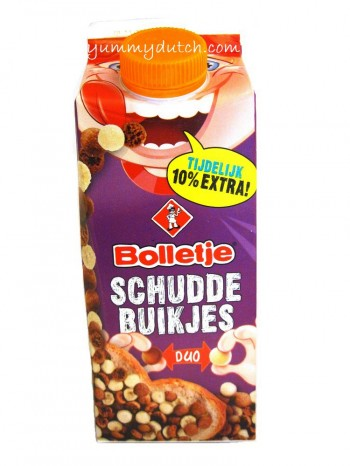 Bolletje Duo Spiced Cookie Sprinkles Choco-Vanilla