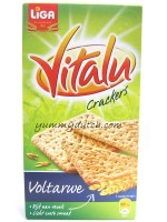 Liga Vitalu Wholewheat Crackers