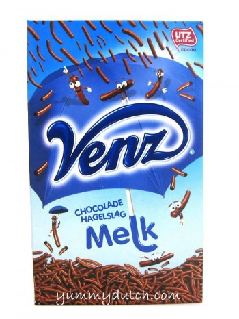 Venz Milk Chocolate Sprinkles
