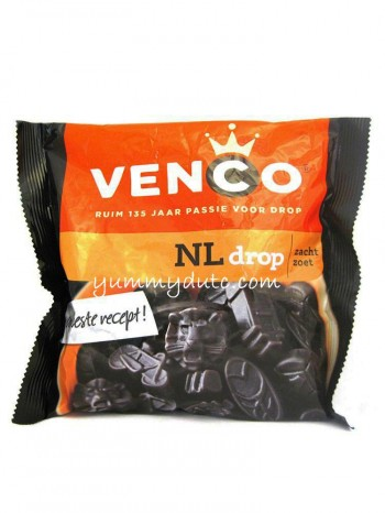Venco NL Licorice Soft Sweet