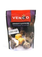 Venco The Best Of Licorice Crunchy & Soft