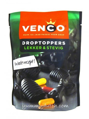 Venco The Best Of Licorice Tasty & Solid