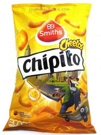 Cheetos Chipito Cheese