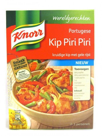 Portuguese Chicken Piri Piri Knorr | Yummy Dutch