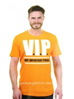 YD Orange Mens T-Shirt VIP