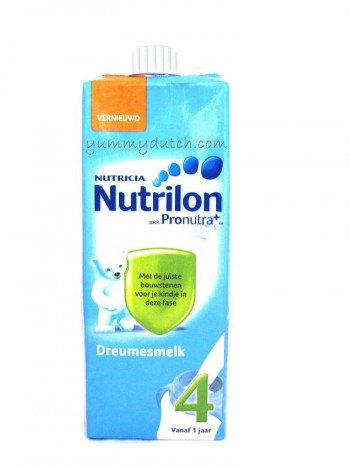 Nutricia Nutrilon Toddlers Milk Ready To Drink From 1 Year