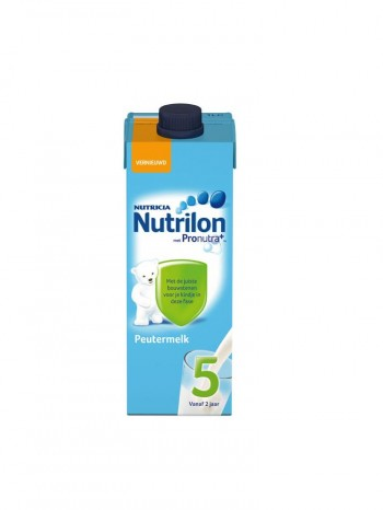 Nutricia Nutrilon Toddlers Milk Ready To Drink From 2 Years