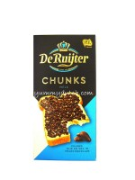 De Ruijter Milk Chocolate Chunks
