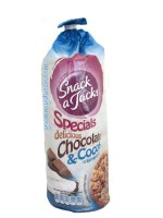 Snack A Jacks Puffed Rice Cakes Chocolate Cocos