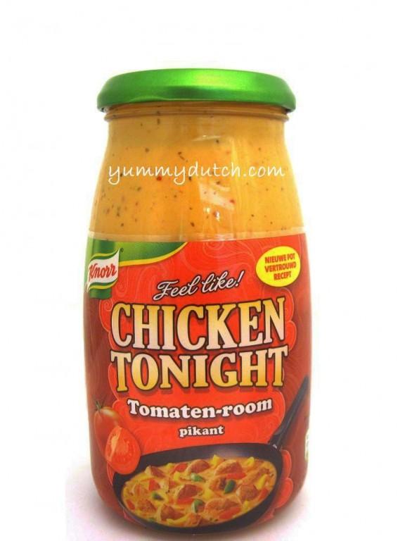 Chicken Tonight Tomato-Cream Knorr | Yummy Dutch
