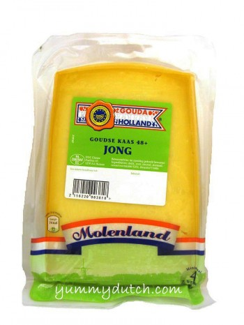 Molenland Gouda Cheese 48+ Young