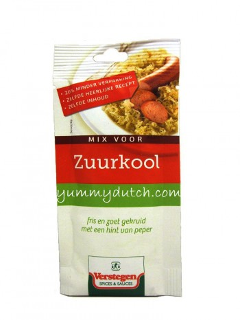 Verstegen Spice Mix For Sauerkraut