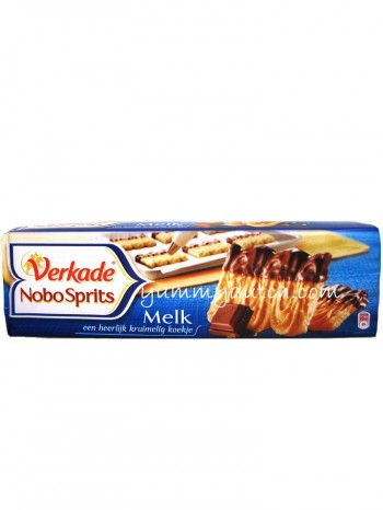 Verkade Nobo Sprits Chocolate