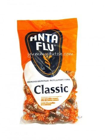 Anta Flu Classic Throat Tablets