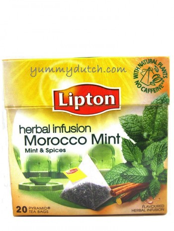 Lipton Herbal Infusion Morocco Mint