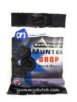 Albert Heijn Licorice Hard & Sweet Coins Sugar Free