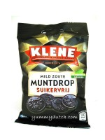 Klene Coins Licorice Sugar Free