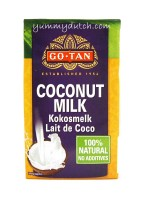 Go Tan Coconut Milk
