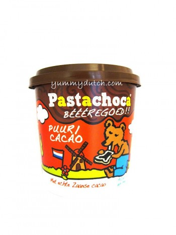 Penotti Pastachoca Dark Chocolate Spread