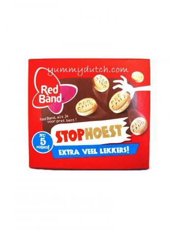 Red Band Stophoest 5 Rolls