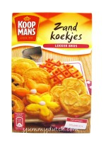 Koopmans Mix For Shortcrust Pastry Cookies