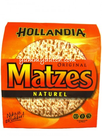 Hollandia Matzes Original