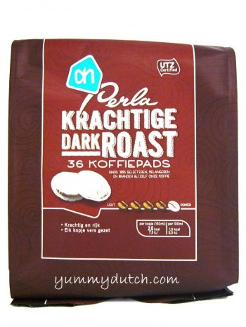 Albert Heijn Perla Coffee Pods Dark Roast 36