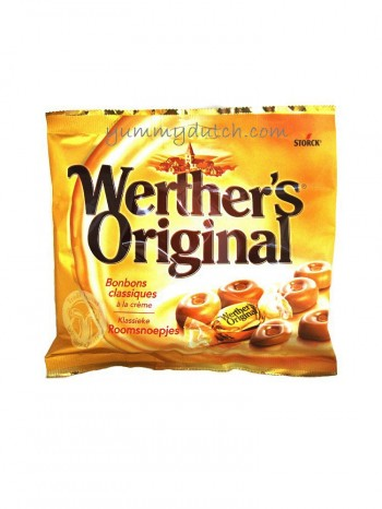 Storck Werthers Original Classic Caramel Candies