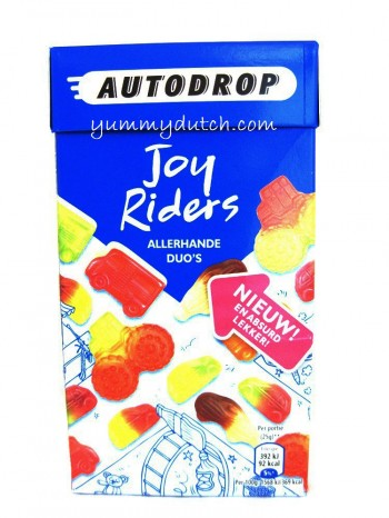 Autodrop Joy Riders Fruitgum Mix