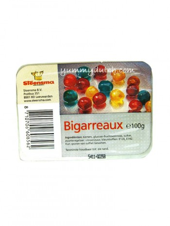 Steensma Bigarreaux Candied Cherries