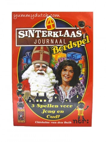 YD Sinterklaas Journaal Board Game