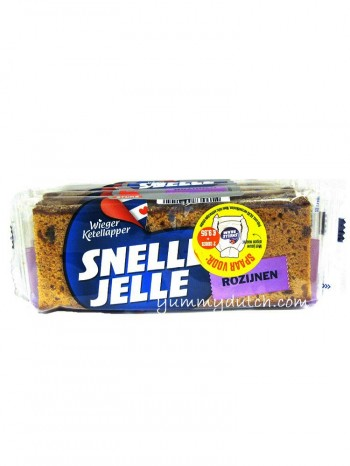 Wieger Ketellapper Snelle Jelle Raisins Pepper Cake 5-Pack