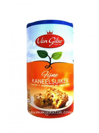 Van Gilse Fine Cinnamon Sugar