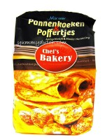 Chefs Bakery Professional Baking Mix For Poffertjes & Pancakes