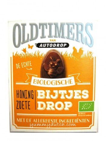 Oldtimers Organic Honeybee Licorice Sweet