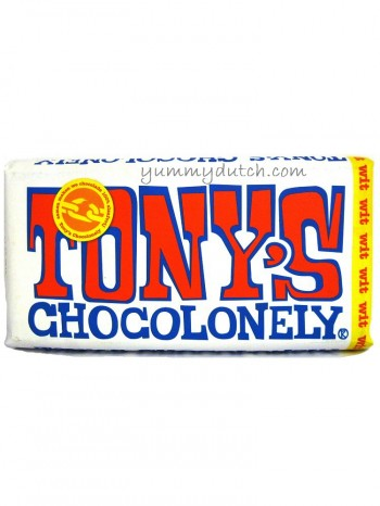Tonys Chocolonely Fair Trade White Chocolate