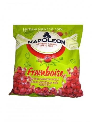Pervasco Napoleon Raspberry Bullets Large