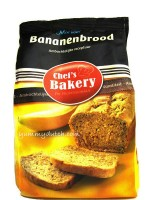 Chefs Bakery Banana Bread Mix