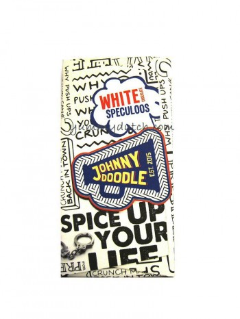 Johnny Doodle White Chocolate Speculoos