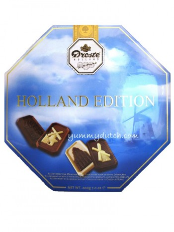 Droste Holland Edition Gift Box