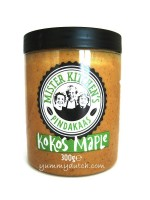 Mister Kitchen Peanut Butter Coconut Maple