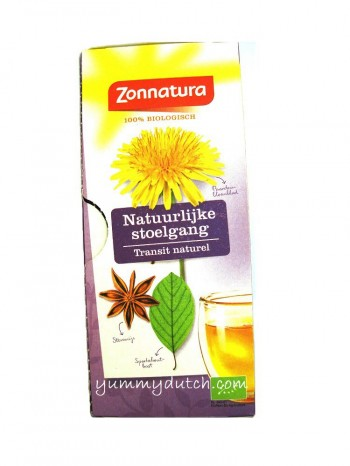 Zonnatura Natural Stool Tea