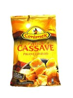 Conimex Spicy Cassava Crackers