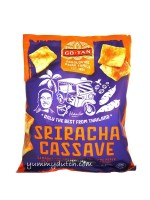 Go Tan Sriracha Cassava Crackers